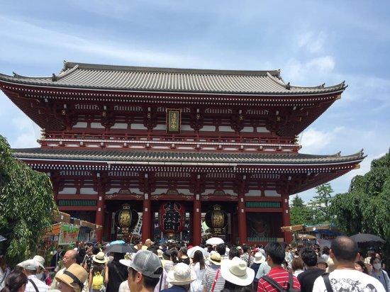 IMG_20160714_125001_HDR_large.jpg - Picture of Senso-ji Temple, Taito - TripA...