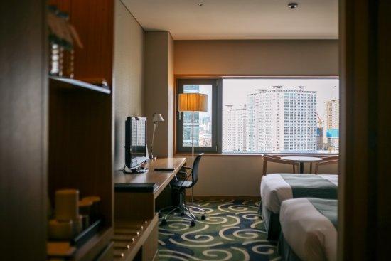 BEST WESTERN Premier Guro Hotel: twin room