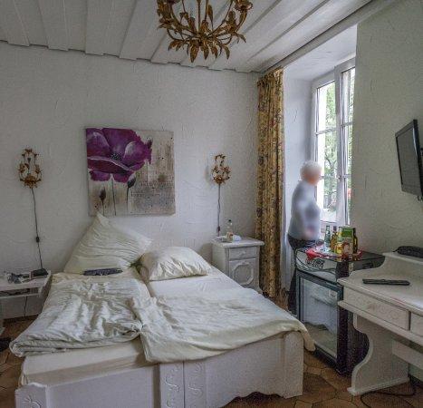 Pension Seibel: Double room, first floor