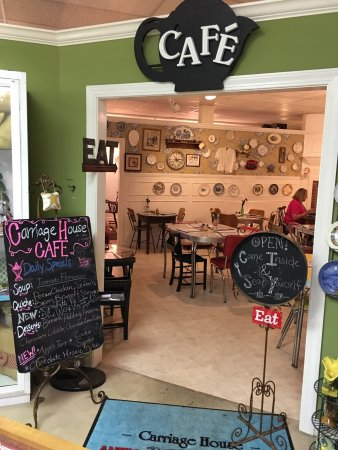 Carriage House Antique Market Cafe Jackson 2019 All You Need