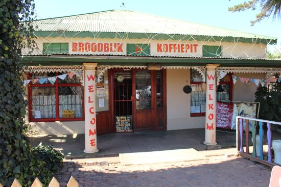 Benoni, Zuid-Afrika: Love the vintage feel