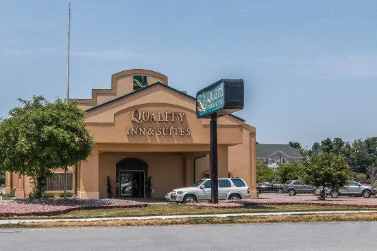 Quality Inn & Suites: Miscellaneous