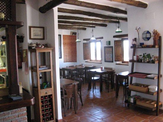 Pitres, Ισπανία: comedor