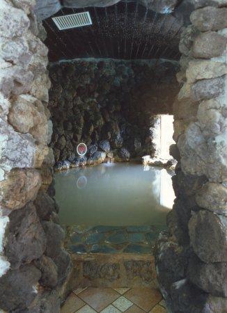 Saku, Japan: 洞窟風呂
