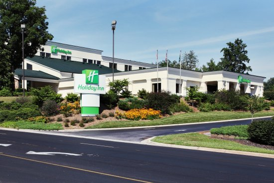 Holiday Inn-Asheville Biltmore West: Welcome to Holiday Inn - Biltmore West