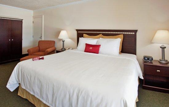 Lenexa, KS: King Bed Guest Room