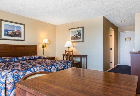 Stratford, Κονέκτικατ: Guest room