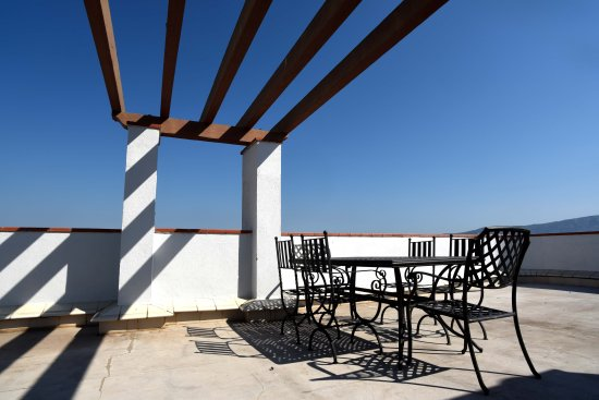 Maurici Park: Terraza apartamento 2 hab. superior