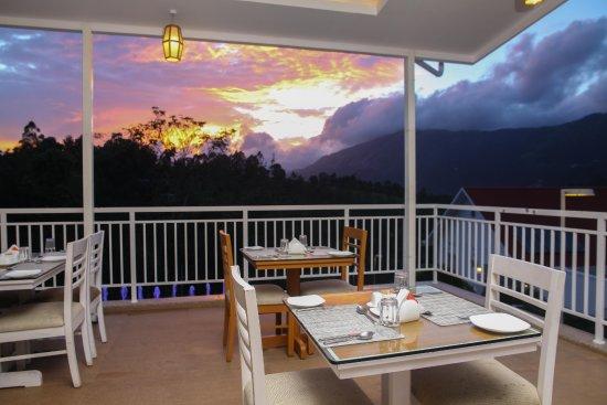 Balcony - Picture of The Fog Resort & Spa, Chithirapuram - Tripadvisor
