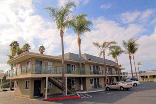 Rodeway Inn San Diego Beach SeaWorld Area: Exterior