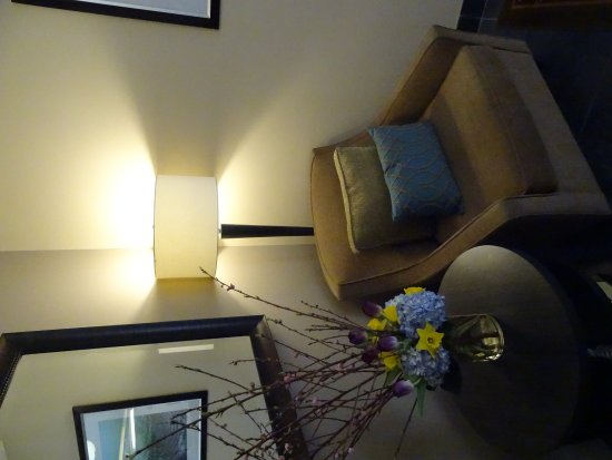 Candlewood Suites Boston-Burlington: Hotel Lobby