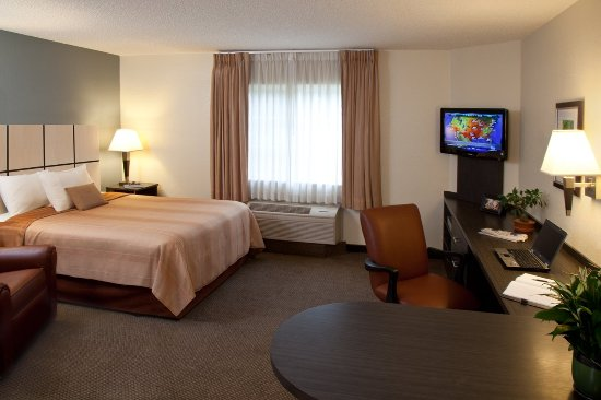 Candlewood Suites Orange County/ Irvine East: Candlewood Suites Studio Queen Suite