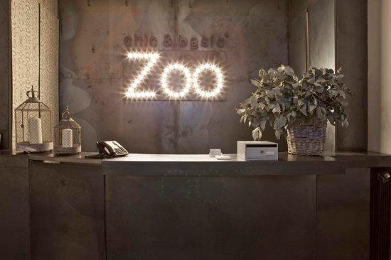 chic&basic Zoo Hotel: Reception