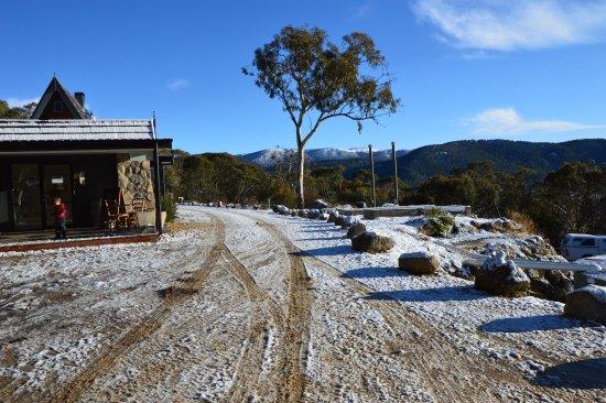 Crackenback, ออสเตรเลีย: Habitat Chalet