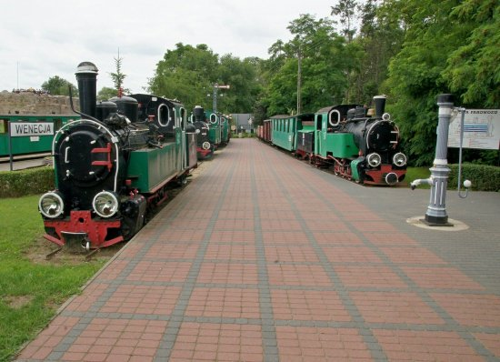 Narrow Gauge Railway Museum