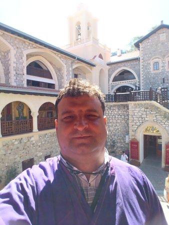 Pedoulas, Chipre: двор