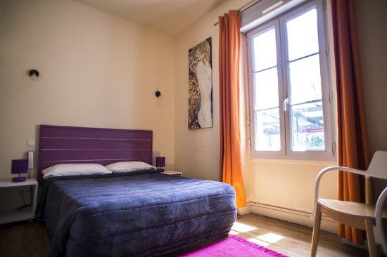 Hotel relais du loir la fl che france voir les tarifs for Chambre 0 decibel