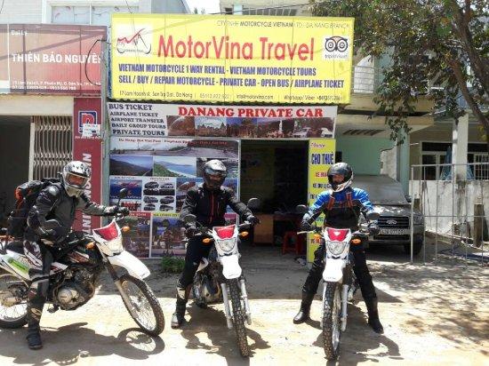 MotorVina Danang