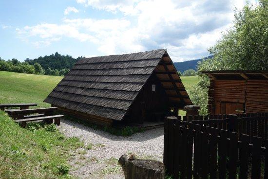 Vlkolinec Village
