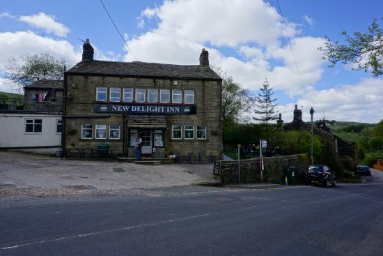 Hebden Bridge, UK: New delight Inn