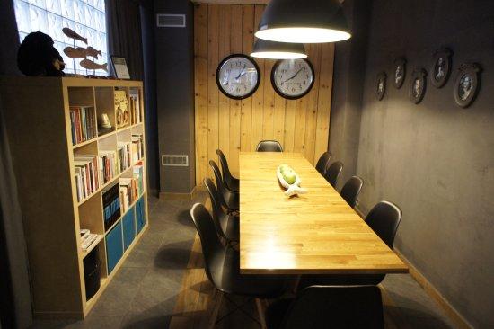 My Dora Hotel: meeting room