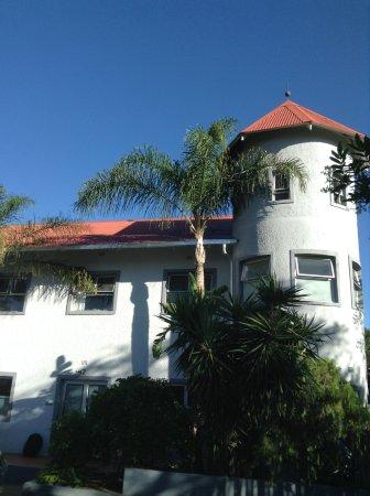 Vondelhof Guesthouse: The hotel building