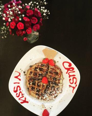 Lisnaskea, UK: Summer Waffles