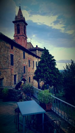 Paciano, Italien: Locanda Manfredi