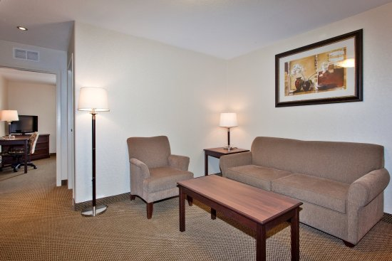 Whitecourt, Canada: Suite