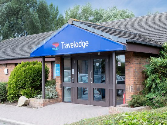 Thame, UK: Travelodge Exterior
