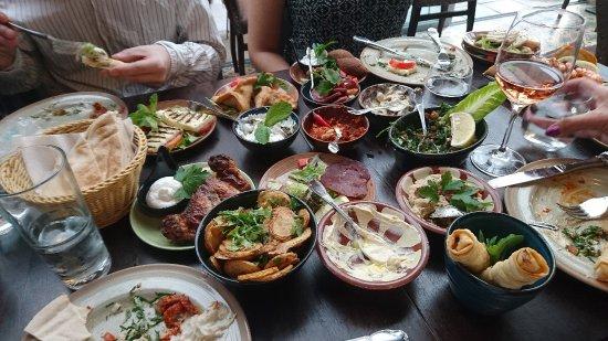 Libanesisk Restaurang I Stockholm
