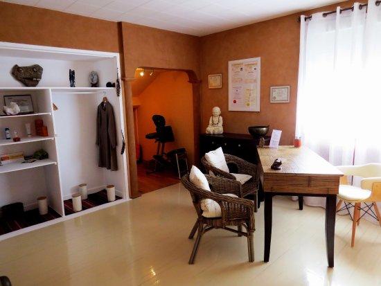 Massages ayurvédiques, consultations, chambre d\'hôte pour week-end ...