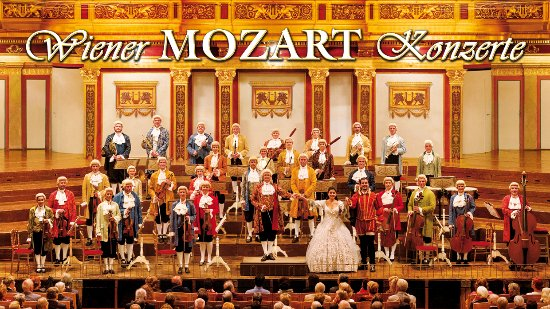 Mozart Konzert Wien