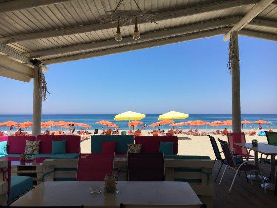 Άδελε, Ελλάδα: Roulis Beach Bar