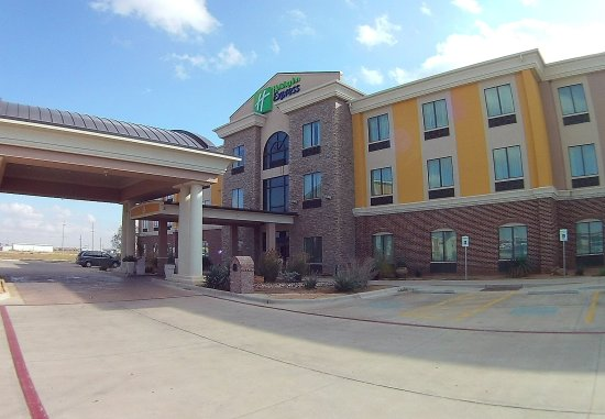 Holiday Inn Express Suites Wolfforth