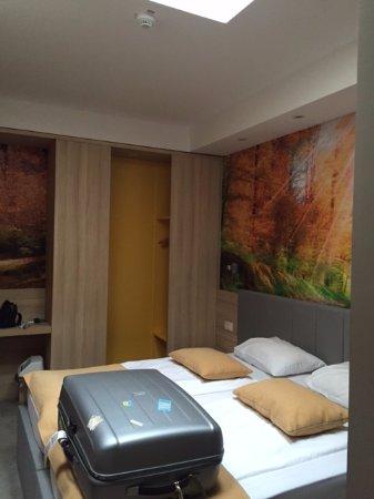 Hotel Emonec: В номере
