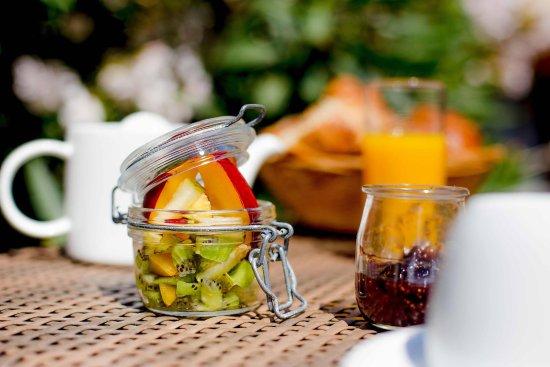 U Passa Tempu : petit déjeuner avec produit locaux