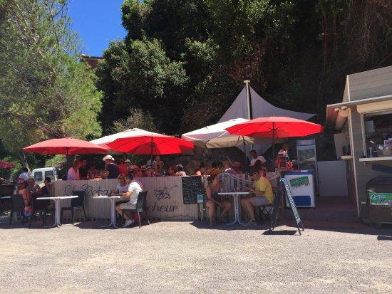 Tripadvisor Restaurant La Cabane Du Pecheur Theoule Sur Mer