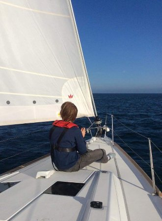 Go-Sail - Jersey Yacht Charter - Day Tours: Lovely sunny day in Jersey