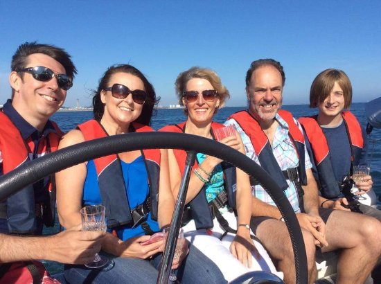 Go-Sail - Jersey Yacht Charter - Day Tours: Would love to do again