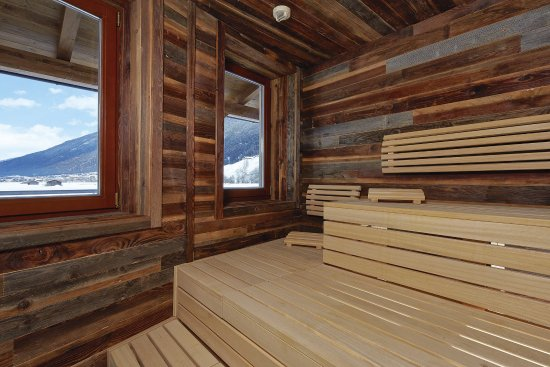 Alpeiner-Nature Resort Tirol : Finnish sauna