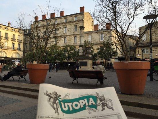 Terraza del Utopia