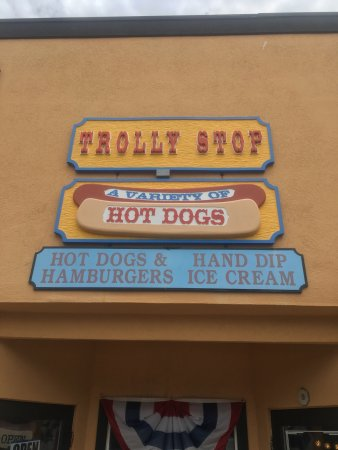 Trolly Stop Hot Dogs: photo1.jpg