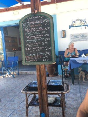 Stratos Restaurant: photo0.jpg