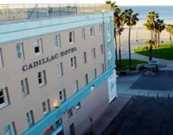 Photo of Cadillac Hotel Los Angeles