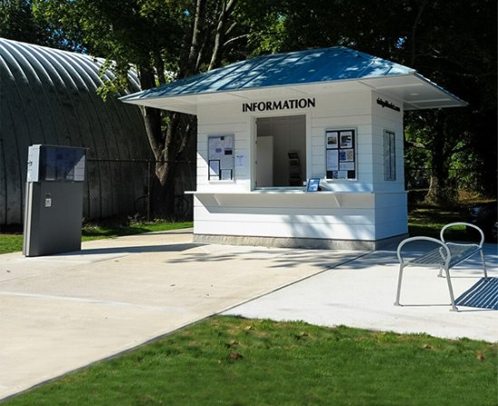 Guilford Kiosk Information Center