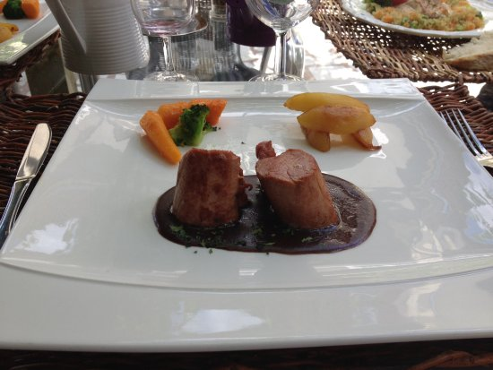 Donzy, Francia: Filet Mignon