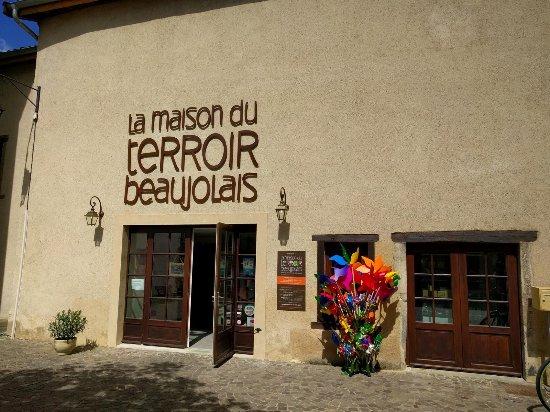 la Maison du terroir beaujolais