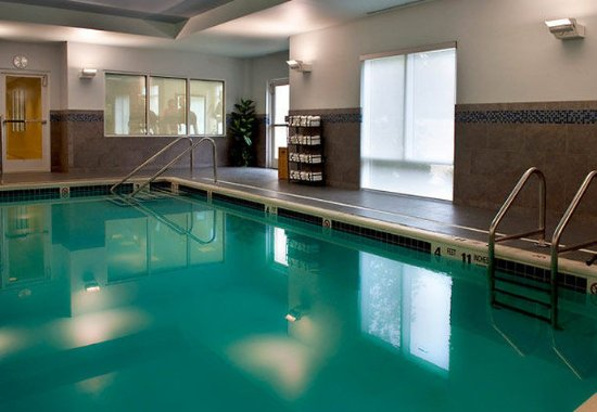 Bellport, NY: Indoor Pool