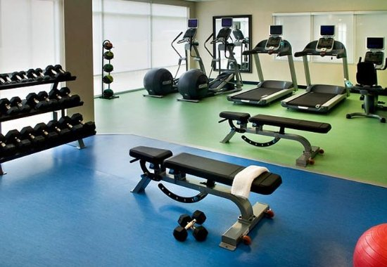 Bellport, NY: Fitness Center